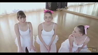 Fake instructor fucks ballerina best friends-FREE Full Videos at Taboohub.me