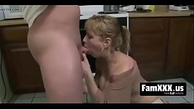 Slut Mom fucked hard by stepson!! - FREE TABOO videos at FAMXXX.US