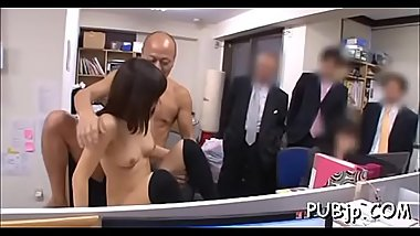 Sexy girl learns a lesson for dressing lascivious in public
