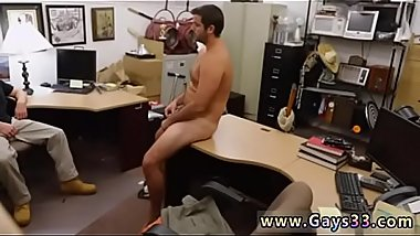 Free african straight and gay porn men jerk off rub dick together