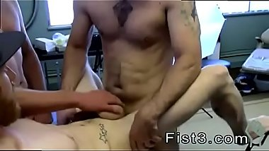Free african gay sex First Time Saline Injection for Caleb