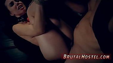 Extreme double fisting first time Best buddies Aidra Fox and Kharlie
