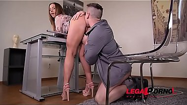 Big Booty Real estate agent Taylor Sands gets DP'_ed Hard for the Sale GP074