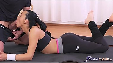 Yoga instructor private class