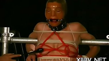 Nipps torture with woman in need for additional spicy bdsm