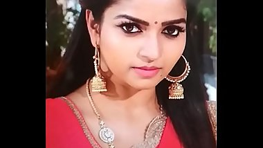 Sexy Serial actress Nithya Ram Cum Tribute