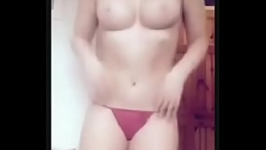 Hot Teen Stripping