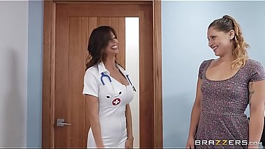 Fuck the Pain Away Alexis Fawx &amp_ Keiran Lee Doctor Adventures full video at http://bit.ly/brazzersfull