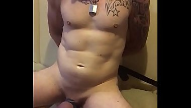 Kick my big cock hard 3