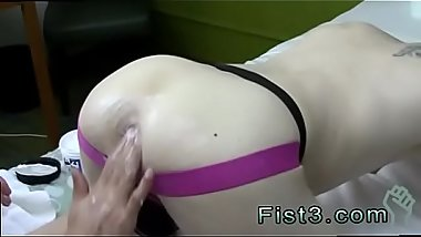 Gay s fisted and free porn male fisting milking Fisting the beginner