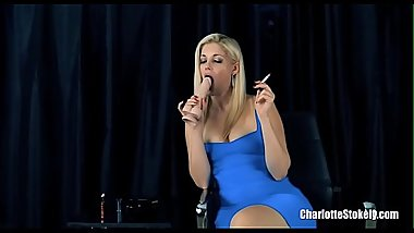 Charlotte Stokely - Lips Wrapped Around It