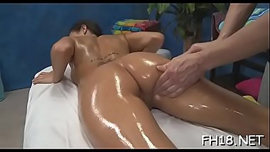 Hot sizzling gets a fur pie massage then drilled hard!