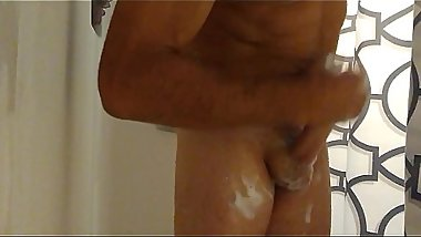 Getting it in the shower