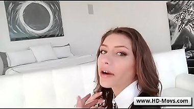 Sexy slut with black stockings anal fucked - Markus Dupree &amp_ Rebel Lynn