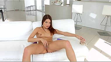 Roxy Dee gets hardcore anal sex with gape by Ass Traffic