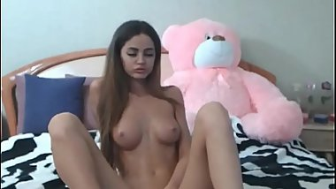 She is the hottest girl on teenwebcam.cf/mila.php