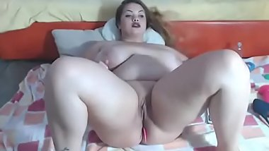 Cute Booty Babe Masturbation On Cam