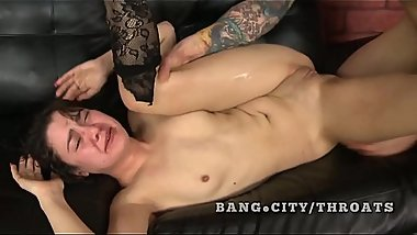 Whitney Gunns latina nasty rough part3