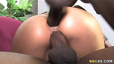 Lou Charmelle Doublepenetration With Big Black Cock