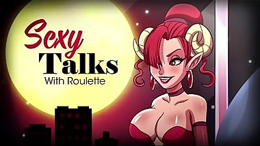 SEXY TALKS EP01 UNCENSORED    3d cartoon, 3d porn game