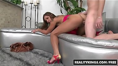 Latina milf (Abbi Roads) gets fucked by white dude - Reality Kings