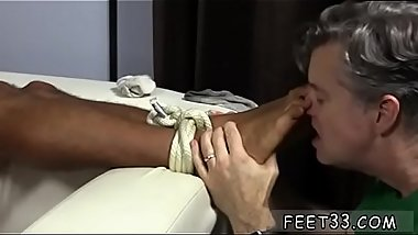 Feet up movietures gay porn By the time I had his socks off and was