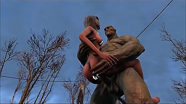 Fallout 4 Strong and Tori - http://bit.ly/freexgames