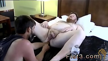 Gay male twinks fisting emo first time Sky Works Brock'_s Hole with