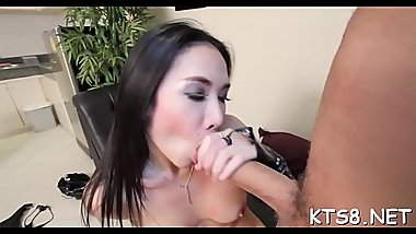 Kinky tgirl bounces on cock with her wazoo and jerks off cock