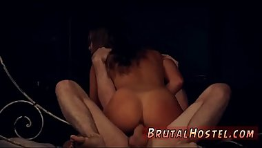 Amateur brunette rough sex and my slave Fed up with waiting for a